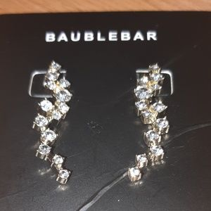 BaubleBar Ear Crawlers Earrings